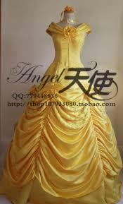 Princess Amber Halloween Costume Popular Belle Costume Women Buy Cheap Belle Costume Women Lots