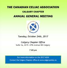 calgary celiac association