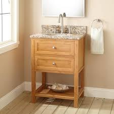 Bathroom Linen Closet Ideas Bathroom Narrow Depth Bathroom Vanity With Undermount Sink And