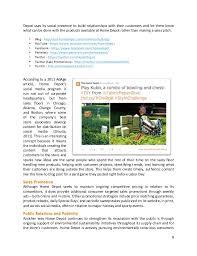 home depot marketing plan marketing plan home depot coursework academic writing service