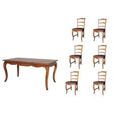 French Provincial Dining Table by Cannes French Provincial Dining Table And 6 Chair Set Special