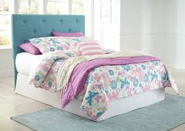 Kids Fabric Headboard by Affordable Full Size Kids Beds For Sale At Our Home Furniture Store