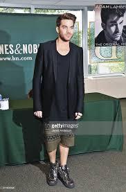 Barnes Nob Adam Lambert Signs Copies Of