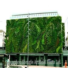 Artificial Plant Decoration Home Guangzhou Plants Wall Factory Price Home Park Company Building