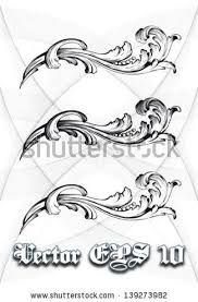 102 best swirls and flourishes images on filigree