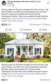 www southernliving oak leaf cottage by c brandon ingram cottage living pinterest