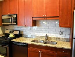 Kitchen With Subway Tile Backsplash Subway Tile Backsplash Kitchen Photos Ideas