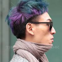 hongkong short hair style undercut is in the trend especially for him on trendystyle hong kong