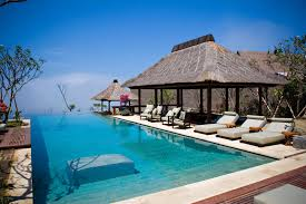 Hotel Pool Furniture Suppliers project bvlgari bali outdoor design deckchairs poolside