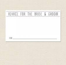 advice cards for and groom printable 3 5x2 or 6x4 groom advice cards pdf instant