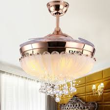 Ceiling Fan Crystal by New Product Gold Ceiling Fan With Light Crystal Ceiling Fan Light
