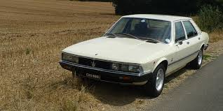 citroen maserati classic of the day from classic chatter maserati quattroporte 2
