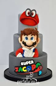 mario cake mario bros cake by la torta perfetta cakesdecor