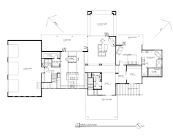 Holiday House Floor Plans by Seidel Design Group Boat Harbor Holiday Home