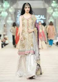wedding wear dresses bridal collection 2015 2016 by zara shahjahan designers