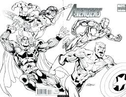superhero coloring pages crayola avengers printable u2013 vonsurroquen
