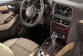 Audi Q5 Interior - audi q5 2009 2017 interior dashboard trim kit dashtrim 42 parts