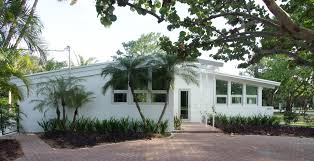 Mid Century House Plans A Mid Century Modern Renovation In Palm Beach County Dwell All
