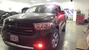 Dodge Durango Truck - dodge durango patrol car installation youtube