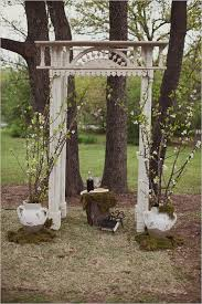wedding backdrop arch blue and coral backyard wedding backdrops arch and backyard