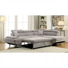 Gray Sectional Sleeper Sofa Marvellous Grey Pull Out High Resolution Wallpaper