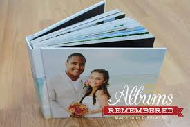 8x10 wedding photo album personalized wedding photo album 8x10 photo cover flush mount