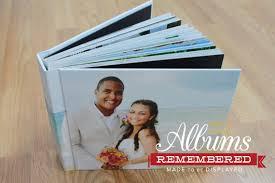8x10 wedding photo albums personalized wedding photo album 8x10 photo cover flush mount