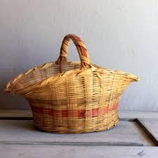vintage easter baskets best vintage easter basket products on wanelo