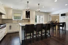 white kitchen cabinets with brown floors 37 inspiring kitchen ideas with floors homenish
