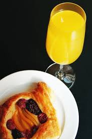 mimosa cuisine mimosa and fruit croissant picture of europe coffee pastries