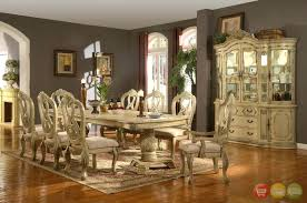China Cabinet And Dining Room Set White Dining Room Set Formal Dining Room Sets Brilliant