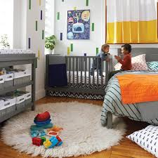 Rugs For Nurseries Minimalist Baby World The Less Is More Nursery