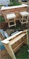 Patio Furniture Out Of Wood Pallets by 2108 Best Pallet Furniture Images On Pinterest Pallet Projects