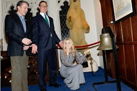 afghan hound judith light black sails u0027 star hannah new does some damage at show party page six