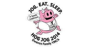 13th annual hog jog 5k and run walk on thanksgiving morning
