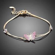 butterfly bracelet images Swarovski butterfly bracelet mall of style jpg