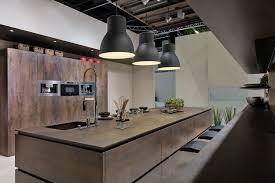cuisine style loft industriel cuisine style design industriel id al pour loft ou grande maison