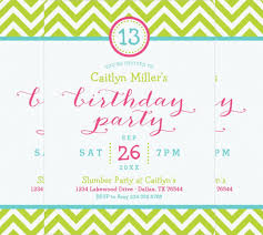 25 teenage birthday invitation templates u2013 free sample example