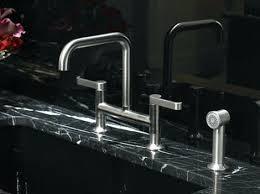 bridge faucets for kitchen bridge faucets for kitchen snaphaven com