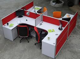 office garden decoration themes modern corner desk green screen