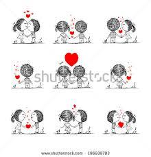 cute couple cartoon stock images royalty free images u0026 vectors