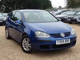 used volkswagen golf s 2004 cars for sale motors co uk