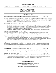career objective for mechanical engineer resume management executive resume example sample project manager resume stunning construction project manager resume florida contemporary project manager resume objective