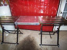 Strong Hand Welding Table Portable Welding Table By Strong Hand Tools Is Called The