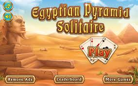 amazon com cleopatra pyramid solitaire free egypt style online