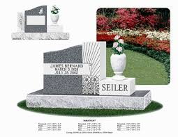 Flat Grave Markers With Vase Monuments Wilson Funeral Home Serving Louisa Kentucky