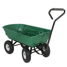 28 garden utility wagon double deck metal utility garden