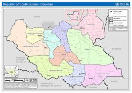 Map Of Sudan Img 2 Jpg