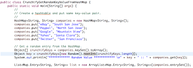 Map Java Java How To Get Random Key Value Element From Hashmap U2022 Crunchify