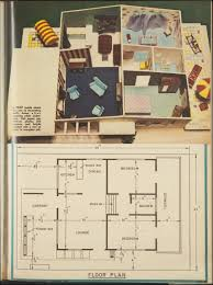 plans for a split level 1960s doll u0027s house 9 oct 1963 the